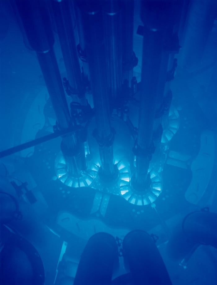 Radiación de Cherenkov