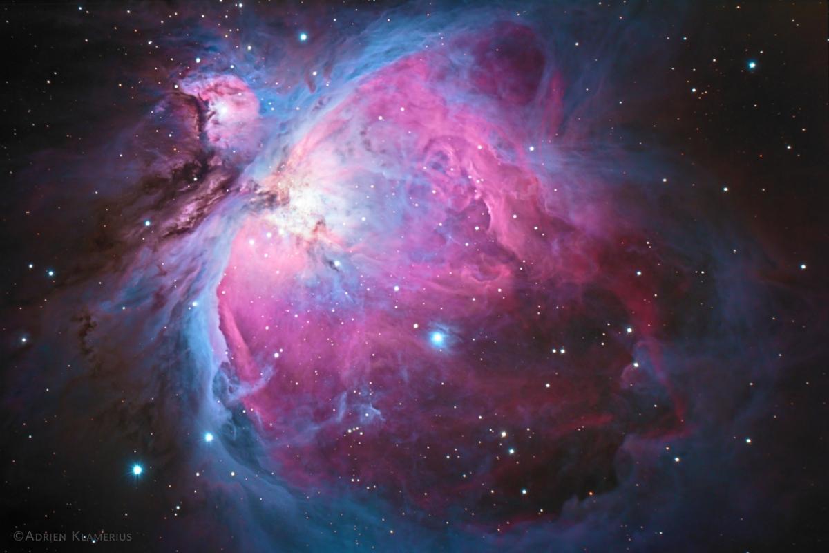 El color de las nebulosas (I). Fotografía y observación visual